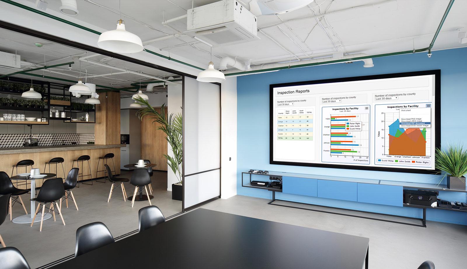 Installateur salle de réunion audio video domotique Monaco
