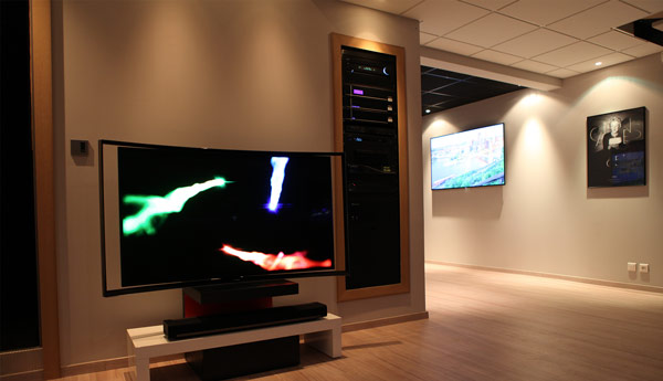 Showroom Audio Video Domotique Cannes